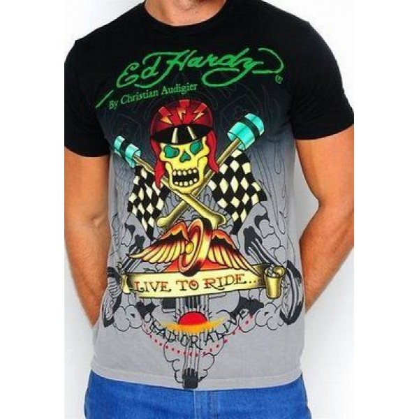 Ed Hardy T Shirts For Men 4132