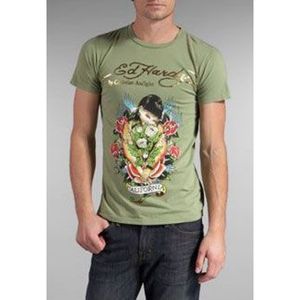 Ed Hardy T Shirts For Men 4156