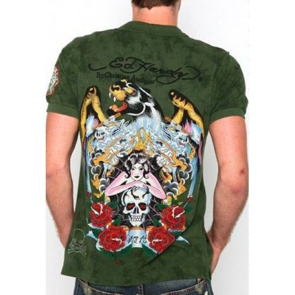 Ed Hardy T Shirts For Men 4171
