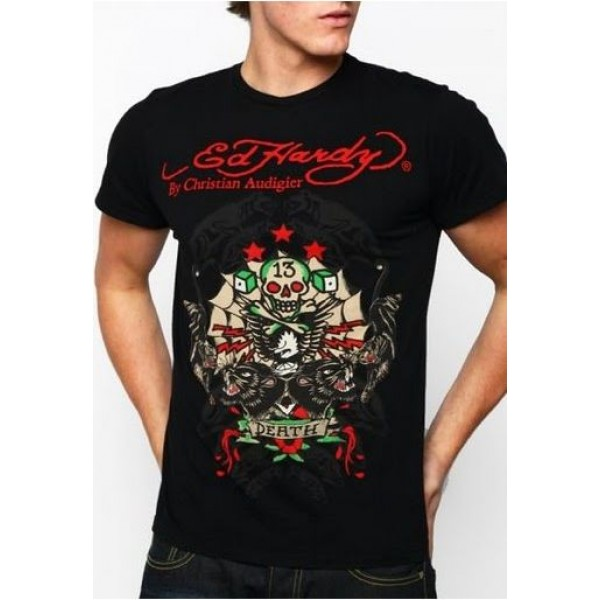 Ed Hardy T Shirts For Men 4233