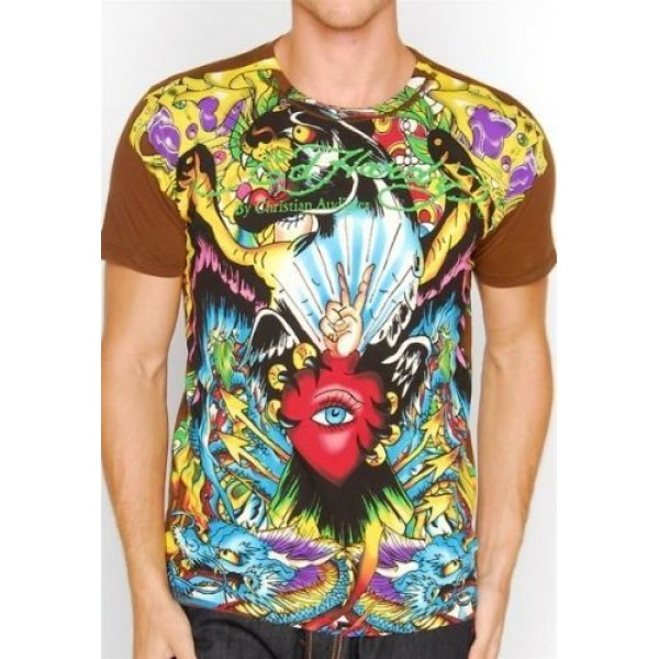 Ed Hardy T Shirts For Men 9652