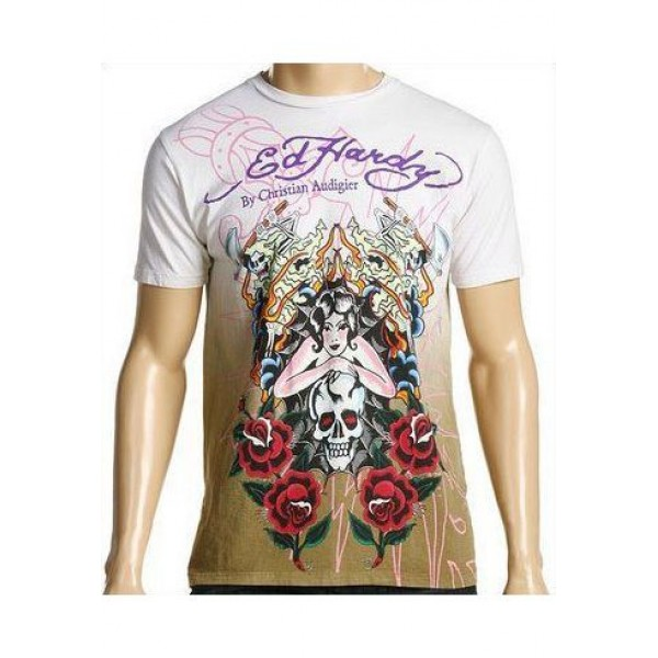 Ed Hardy T Shirts For Men 9716