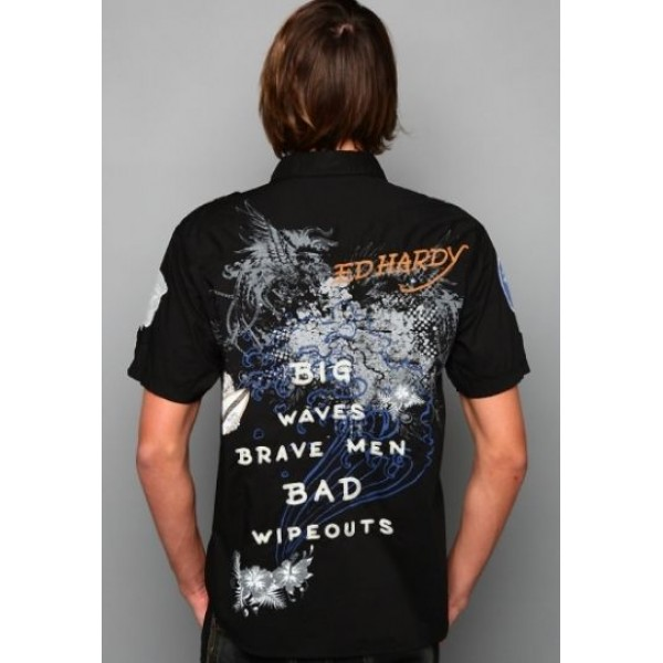 Ed Hardy T Shirts For Men 1179