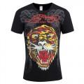 Ed Hardy T Shirts Tiger Dragon Black For Men