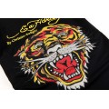 Ed Hardy T Shirts Tiger In Black For Men