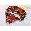 Ed Hardy T Shirts Tiger Logo White For Women