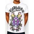 Online Shop Ed Hardy Mens T Shirts Flame Skull UK