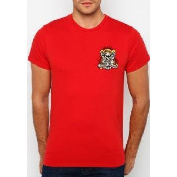 Red Eagle Mens T Shirts Ed Hardy Style US