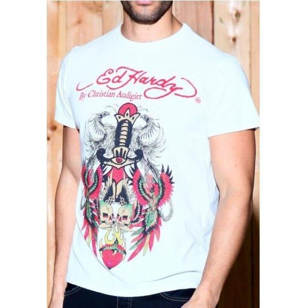 Sale T Shirts Mens Ed Hardy Shops Dagger