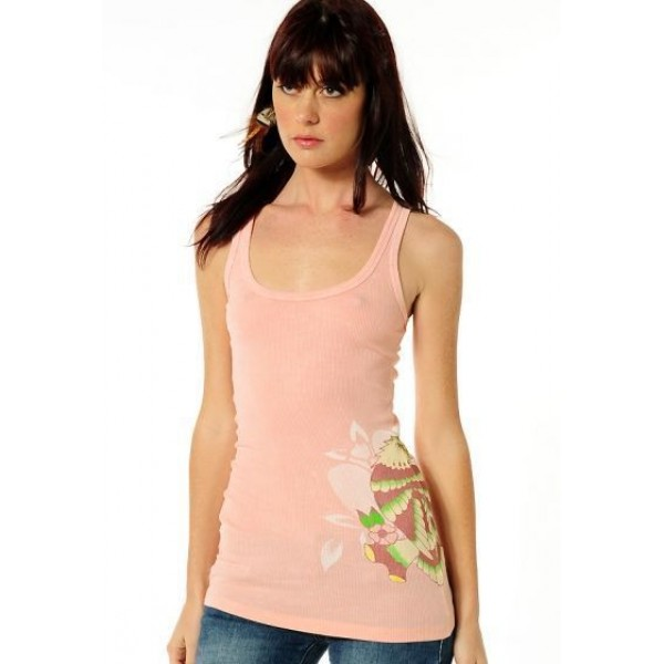 Ed Hardy Vest Eagle Pink For Women