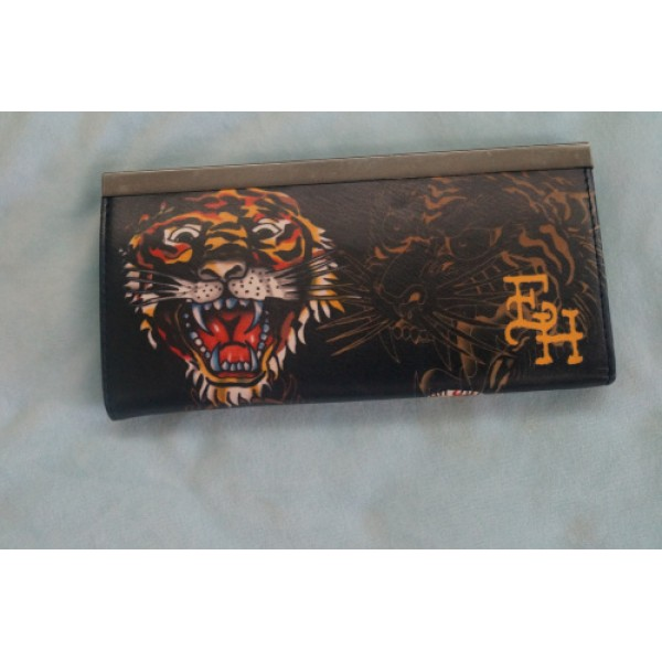 Ed Hardy Purse Tiger