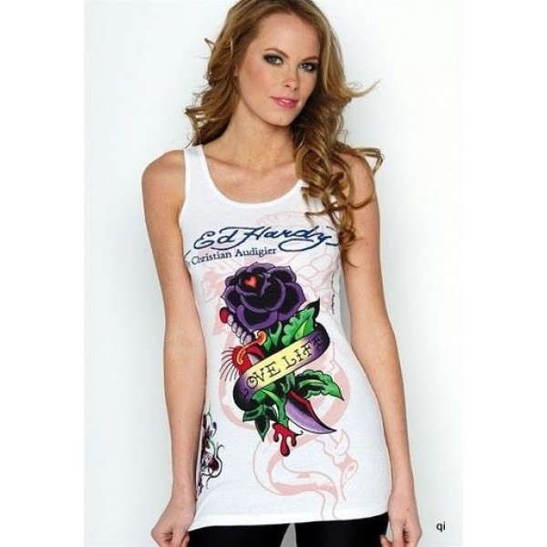 Don Ed Hardy Art Womens Dresses Love Life