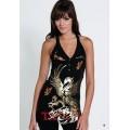 Ed Hardy Dresses Black Phoenix For Women Style