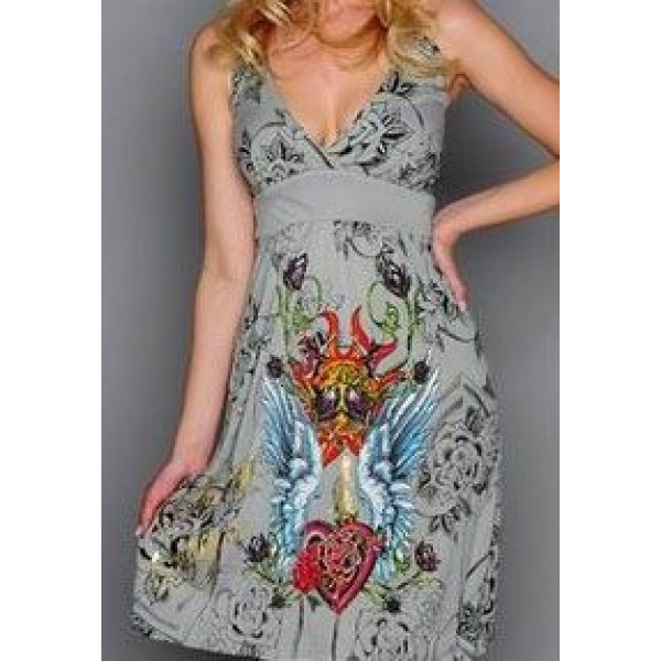 Ed Hardy Dresses For Women Cheap Clothing