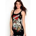 Ed Hardy UK Love Kill Slowly Womens Dresses