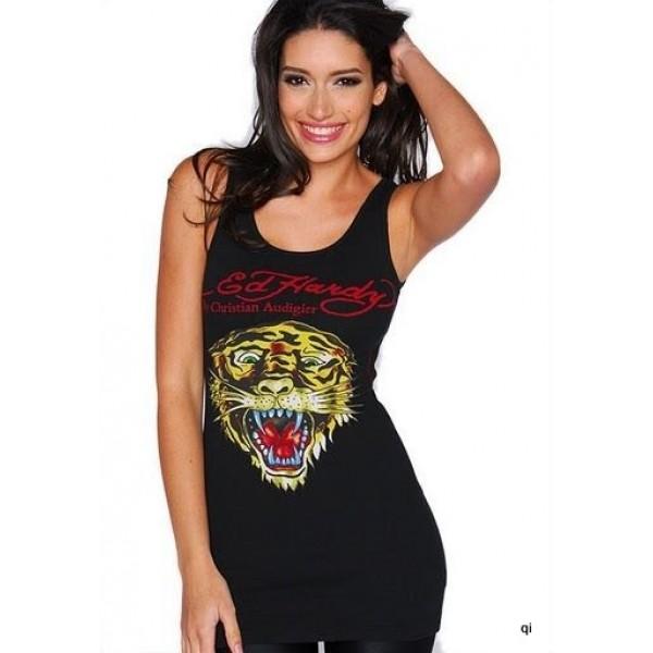 Girls Black Ed Hardy Dresses Tiger Malaysia